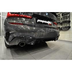 BMW - 3 Serisi G20 M Performance Difüzör 2019-Sonrası
