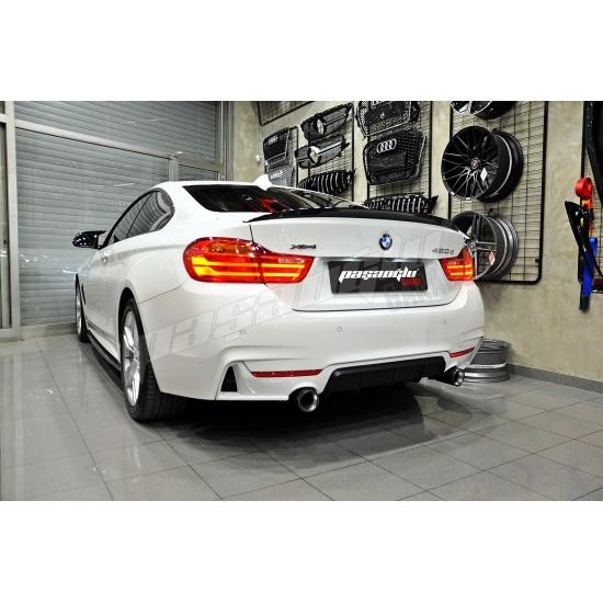 BMW - F32 4 Serisi M Performance Bagaj Üstü Spoiler 2013-2020
