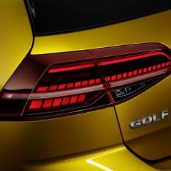 Volkswagen - Golf 7 - 7.5 Kayar Led Stop 2013-2020